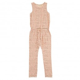 Soft Gallery Serpentine Jumpsuit Scallop Shell