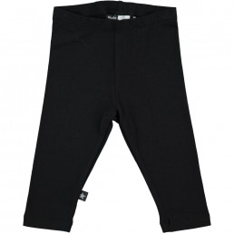 Molo Kids Leggings Nette Solid Black