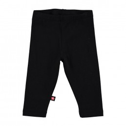 Molo Kids Legging Nette Solid Black