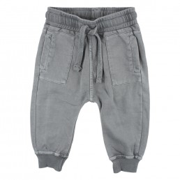 Small Rags Eddy Pants Grey Castle