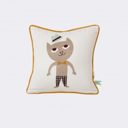 ferm Living Cat cushion
