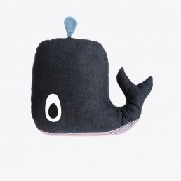 ferm Living Whale Cushion