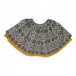 Soft Gallery Maya skirt - Jacquard - All-over print Inka