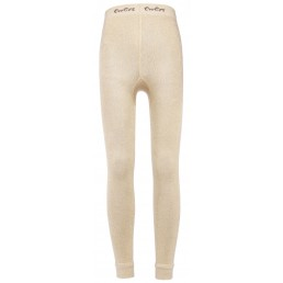 Ewers legging Light Gold Glitter