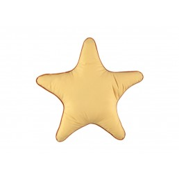 Nobodinoz Cushion Star honey small