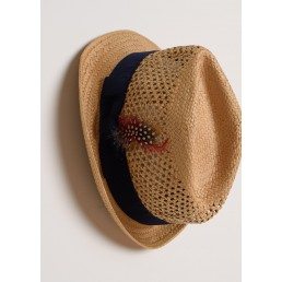 Bellerose Hanamo Hat Natural