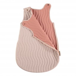 Nobodinoz Oslo sleeping Bag bloom pink