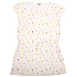 Emile et Ida Dress Sucre All-over Bonbons