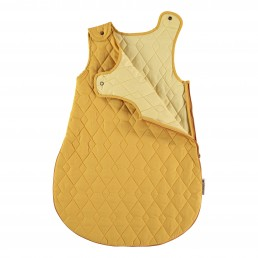 Nobodinoz Oslo sleeping Bag farniente yellow