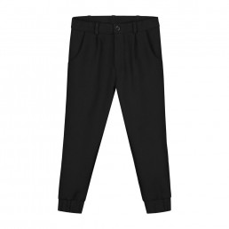 Miss Ruby Tuesday Kamel Pants Black melange