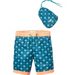Scotch Shrunk Cut & Sewn Swimshorts Combo M