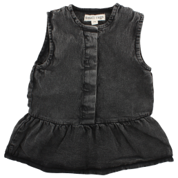 Small Rags Ella Dress Caviar