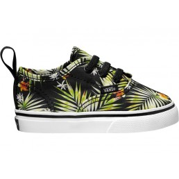 Vans Authentic V Lace Decay Palms Black/True