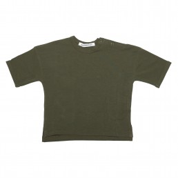 Mingo T-shirt Forest green