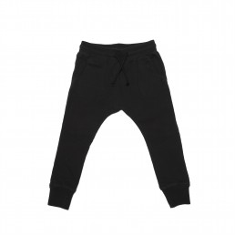 Mingo Loose fit jogger Black