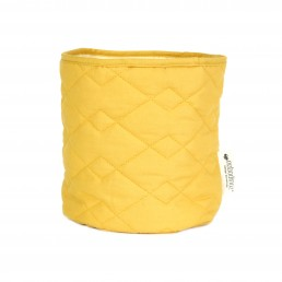 Nobodinoz Samba basket medium farniente yellow