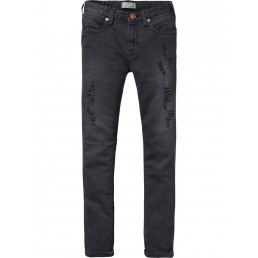 Scotch Shrunk 5- Pocket rocker pants Antracite