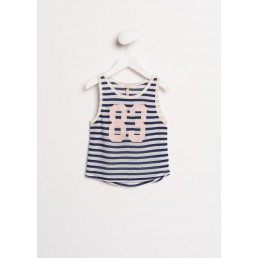 Bellerose Danna Tank Top Stripe