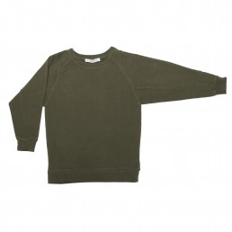 Mingo sweater Forest green