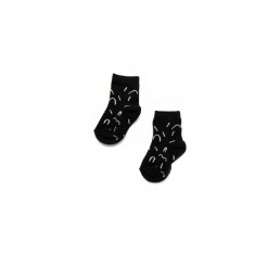 Sproet & Sprout Socks Funky Allover - Black