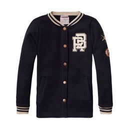 Scotch R'Belle Jacket-fleece quality-embroideries