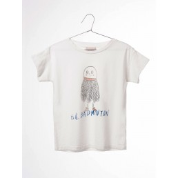 Bobo Choses T-shirt Mr. Badminton