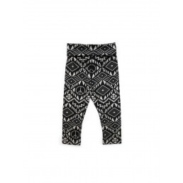 Sproet & Sprout Legging African Allover - Black