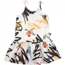 Molo Camilla Dress Street Birds