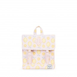 Herschel Survey Kids Lemon Drop/Cloud pink rubber