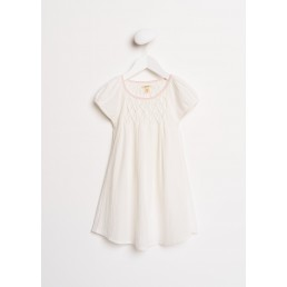 Bellerose Havana Dress Milk