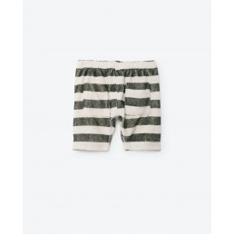 TAO Seal Babies Bermudas Raw White Stripes