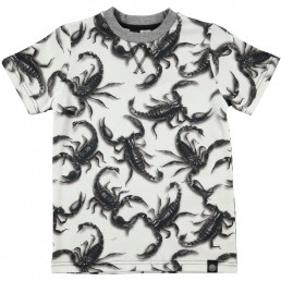 Molo Ralphie T-shirt Scorpion fight