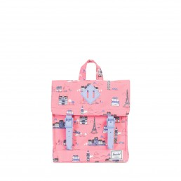 Herschel Survey Kids Paris Pink/Deep Periwinkle