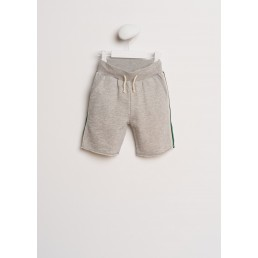Bellerose Foux Shorts Heather Grey