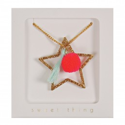 Meri Meri Star Necklace