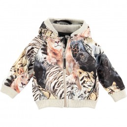 Molo High Jacket Wild Cats
