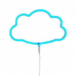 A Little Lovely Company Neon style light: Cloud - Blue