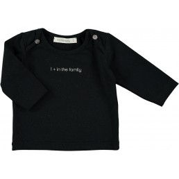 1+ in the family Longsleeve Norman Black