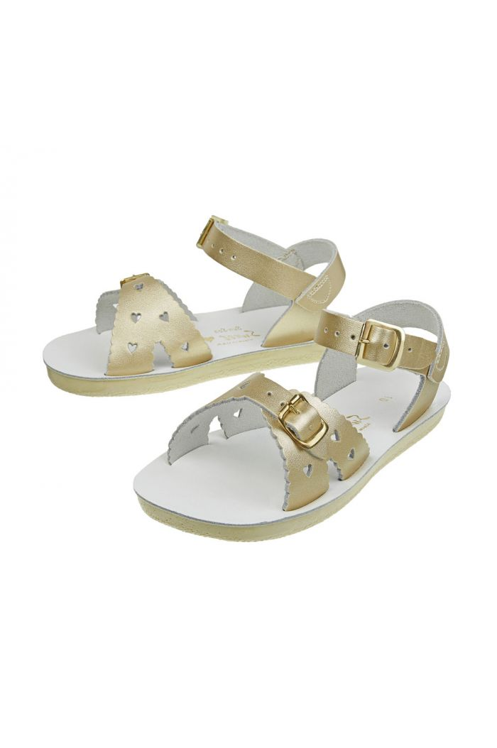 Salt-Water Sandals Sweetheart Gold_1