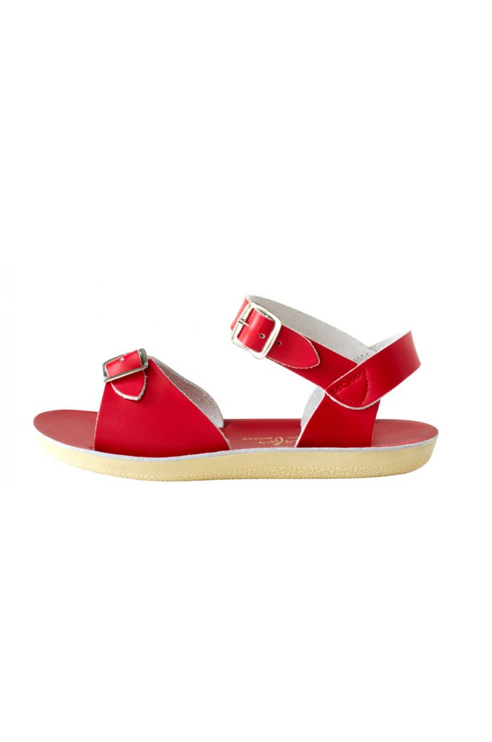 Salt-Water Sandals Surfer Red_1