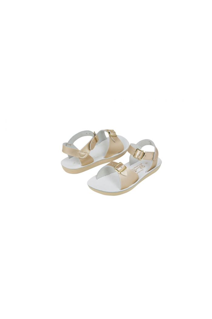Salt-Water Sandals Surfer Gold
