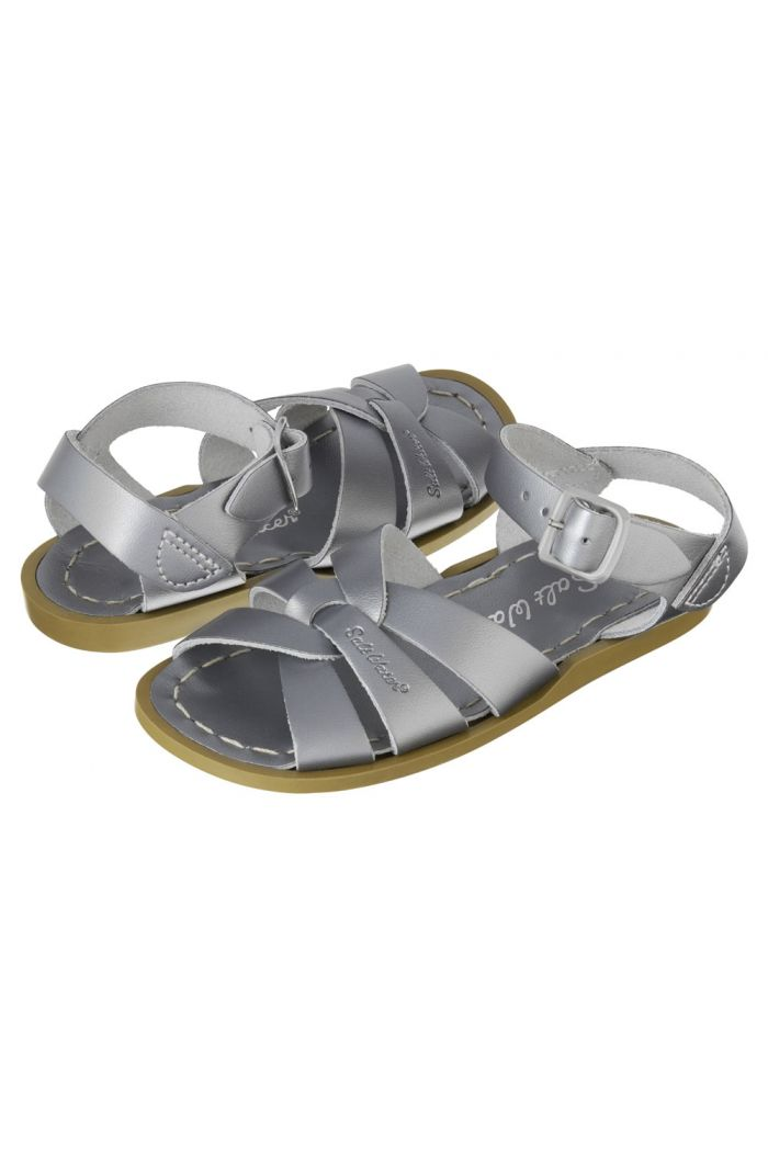 Salt-Water Sandals ORIGINAL Pewter_1