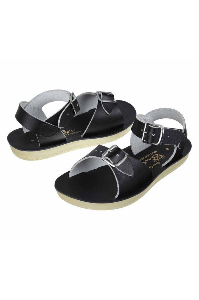 Salt-Water Sandals Surfer Black_1