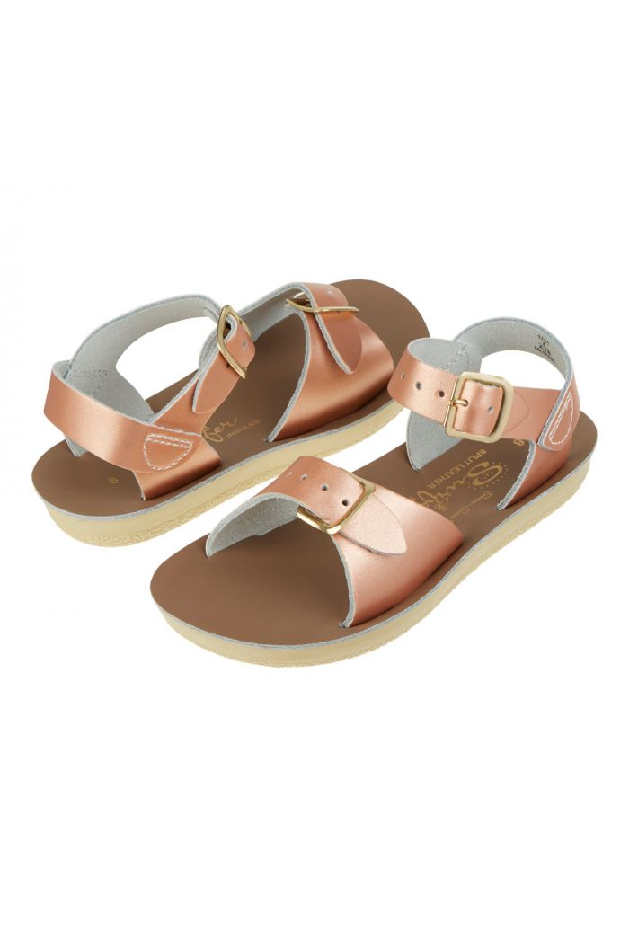Salt-Water Sandals Surfer Rose Gold_1