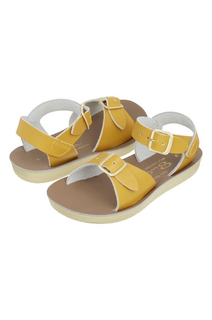 Salt-Water Sandals Surfer Mustard_1