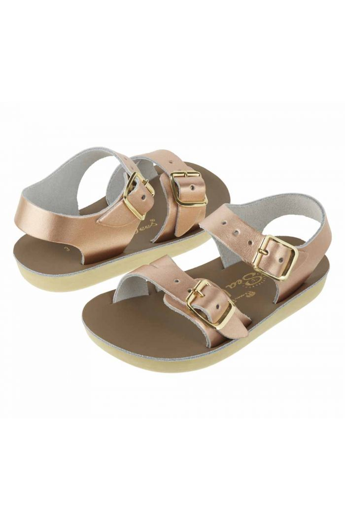Salt-Water Sandals Seawee Rose Gold_1