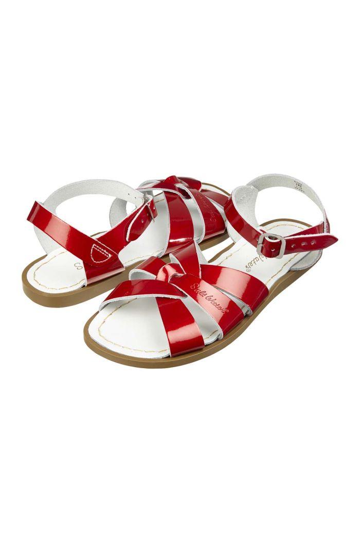 Salt-Water Sandals ORIGINAL Premium Candy Red