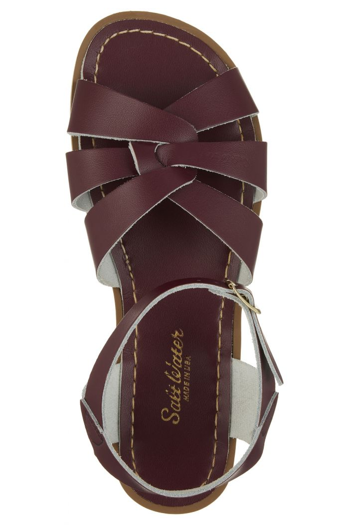 Salt-Water Sandals ORIGINAL Claret_1