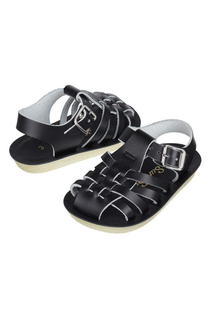 Salt-Water Sandals Sailor Black