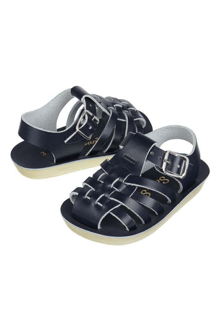 Salt-Water Sandals Sailor Navy